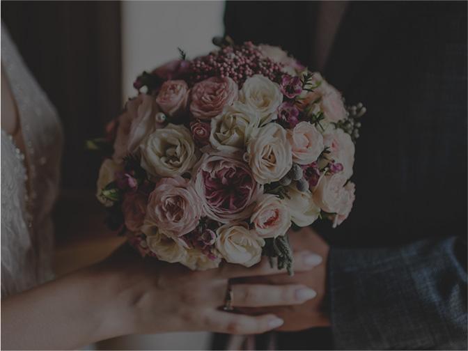 bukiecik kwiatów